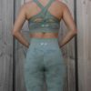 Green camo sporttop – Woman Nutrition