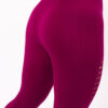 dark fuchsia legging woman nutrition