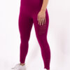 dark fuchsia legging woman nutrition