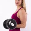 dark fuchsia set woman nutrition
