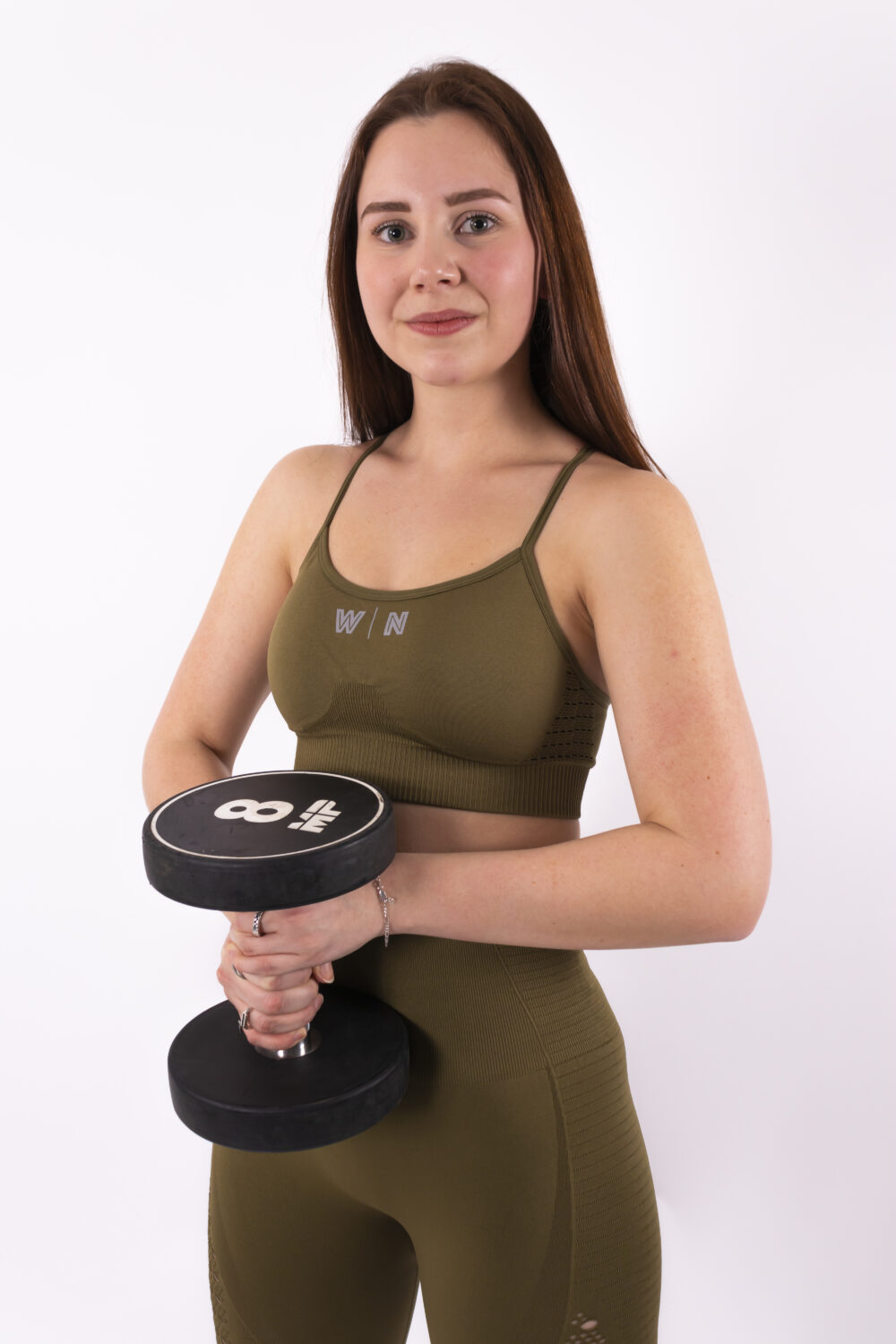 olive sportbh woman nutrition