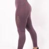 purple legging high-waist