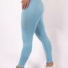 light blue sportlegging woman nutrition