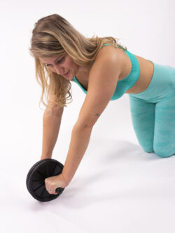 ab roller woman nutrition
