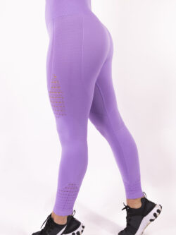 lilac sportlegging woman nutrition