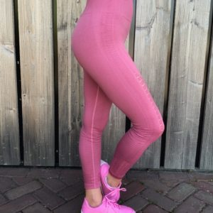 sportlegging roze woman nutrition framboos