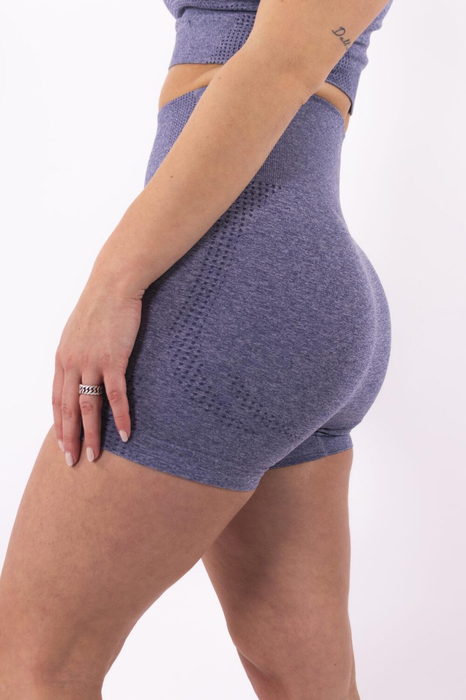 blue short woman nutrition