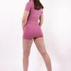 pink set short woman nutrition