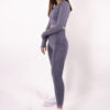 blue long sleeve set woman nutrition