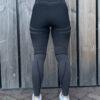 a/w zwarte sportlegging woman nutrition