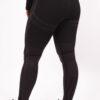 Black Seemless high-waist sportlegging