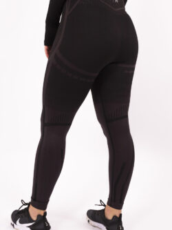 Black Seemless high-waist sportlegging