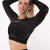 a/w long sleeve top woman nutrition