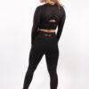 a/w black set woman nutrition