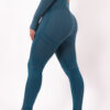 a/w smaragd legging woman nutrition