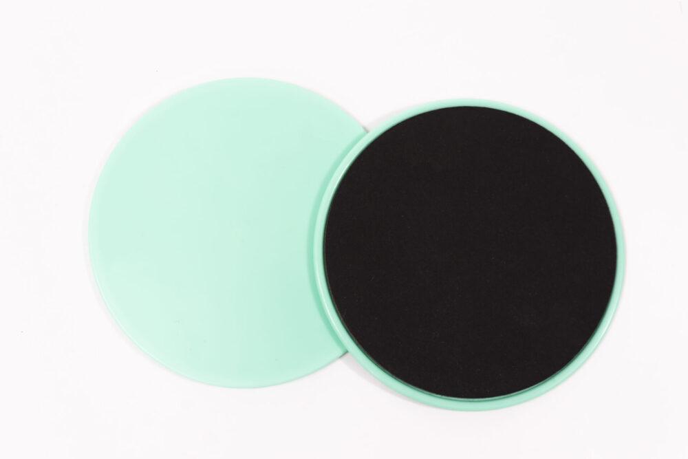 sliding pads mint