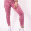 Roze camo legging woman nutrition