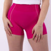 neon roze short woman nutrition
